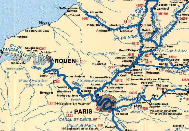 Infos sur rouen carte arts et voyages for Appart hotel evreux