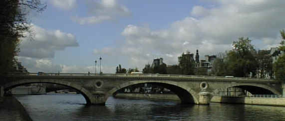 Pont Louis Philippe photo Bernard KUNTZ