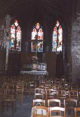 Conflans 3 eglise saint maclou - Saint maclou tapisserie ...